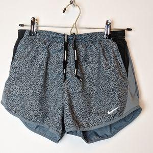 Nike running shorts Dri-Fit pocket